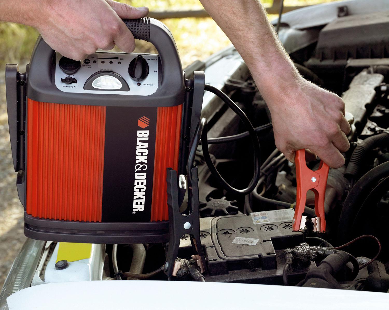 Unika Nu behöver du aldrig mer oroa dig när bilen inte startar - Hem QR-66
